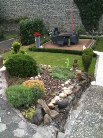 Hotel zur Linde: Garten