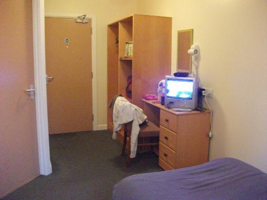 Woolpack Inn: Bedroom