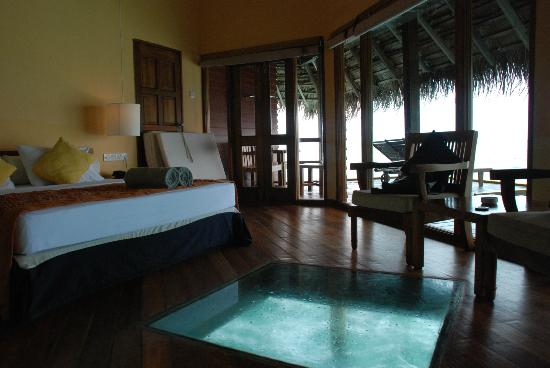 chambre water villa picture of adaaran club rannalhi rannalhi tripadvisor. Black Bedroom Furniture Sets. Home Design Ideas