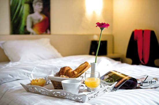 Hotel De Biarritz: Chambre