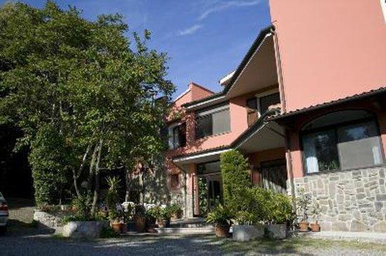 Hotel Villa Paradiso: Esterno