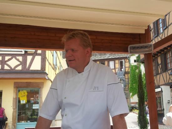 Restaurant JYS: Jean-Yves Schillinger