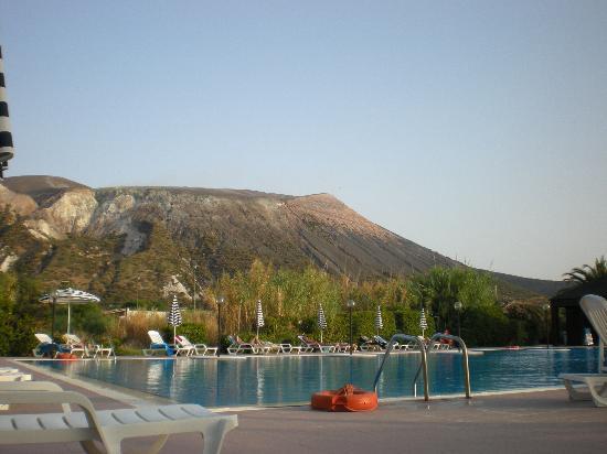 Hotel Eolian: Piscina