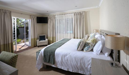 Gardenview Guesthouse: Luxurious rooms