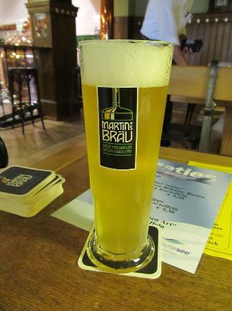 Martin's Brau: Bier