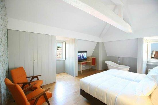 里斯本卡尔莫酒店照片