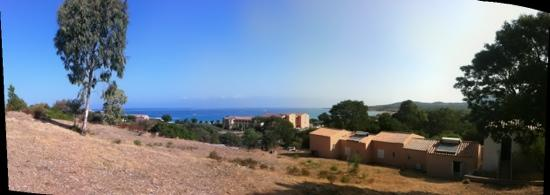 Residence Cala di Sole : view from my apartment