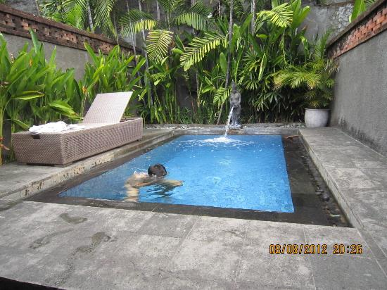 Rama Beach Resort And Villas Private Pool