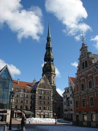 Tours In Riga