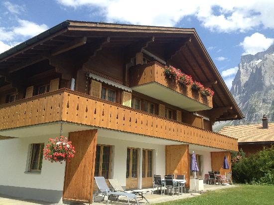 Hotel Kirchbuehl: Chalet Fruggerhorn
