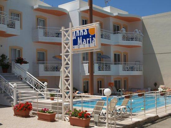 Anna Maria Hotel: HOTEL
