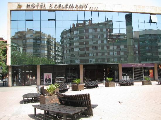 Hotel Carlemany: вид отеля