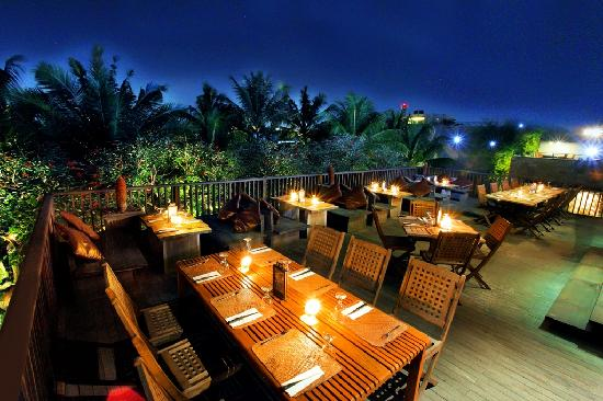 Atmosphere Resort Cafe: Open Area