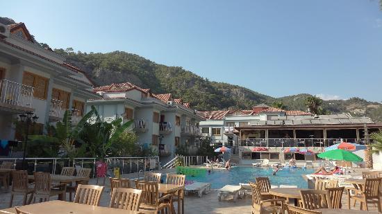 Dorian Hotel: Копусы отеля