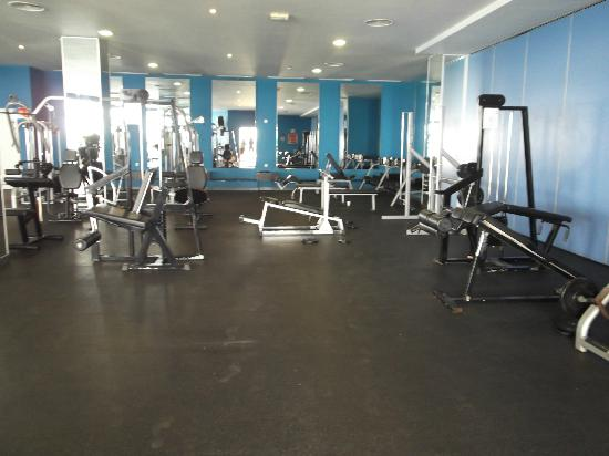 TUI MAGIC LIFE Fuerteventura: The gym