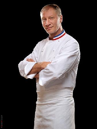 Le Bristol Paris: Eric Frechon Chef 3 étoiles