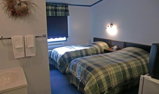 Bear Country Inn: 2 BED ROOM