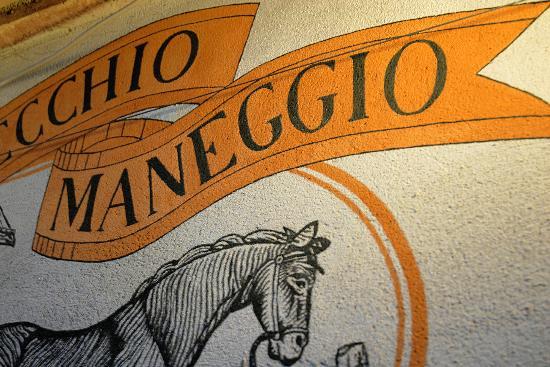 Agriturismo Il Vecchio Maneggio: il logo