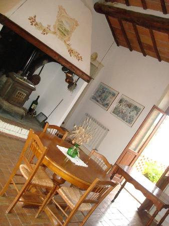 Agriturismo Il Rigo: one of the common areas