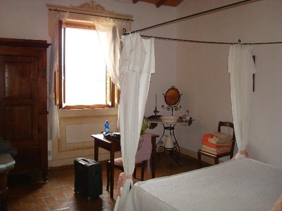 Agriturismo Il Rigo: one of the rooms
