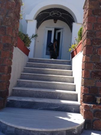 Babis Hotel: ingresso