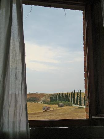 Agriturismo Il Rigo: view from our room