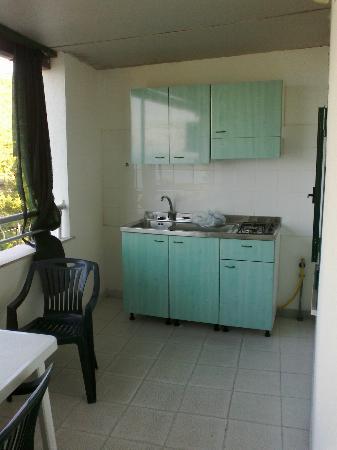 Residence Nido Verde: Angolo cottura esterno