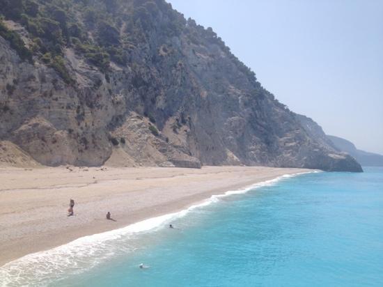Playa Egremni: Egremni in tutto il suo splendore!