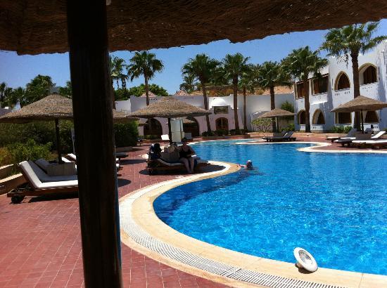 Domina Coral Bay Prestige Hotel: Piscina principale dell'hotel Presitge