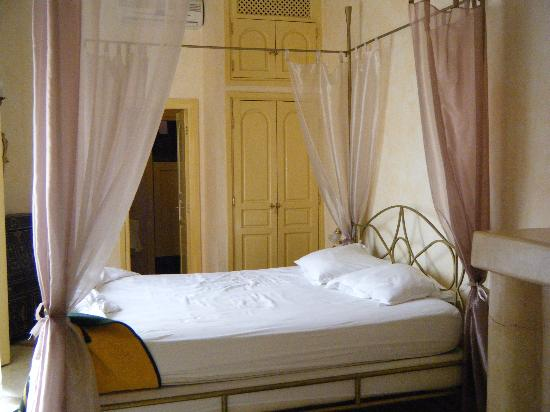 Riad Amira Victoria: Habitación