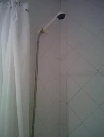 Nouvel Hotel: My shower