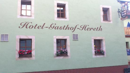 Hotel-Gasthof-Hereth: Hotel Gasthof Hereth