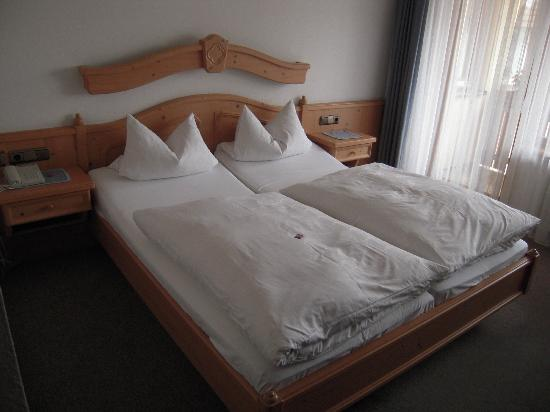 Hotel-Gasthof-Hereth: Panoramica della camera