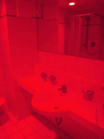 Hotel-Gasthof-Hereth: Bagno riscaldato