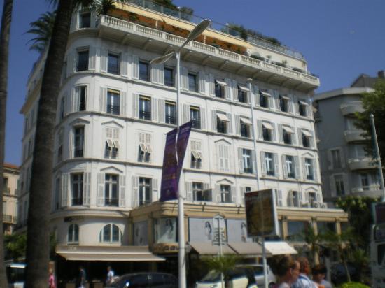 Palais des Festivals et des Congres of Cannes: Cannes
