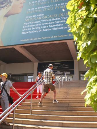 Palais des Festivals et des Congrès of Cannes: Palais de Festivals