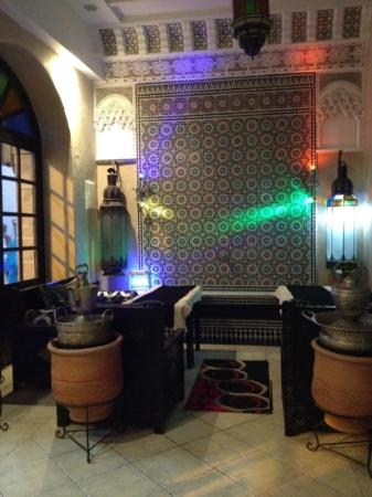 Dar Mounia : restaurant