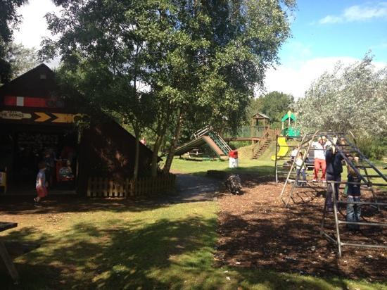 Eastbourne, UK: adventure playground?