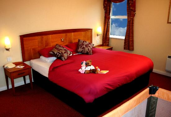 Cairndale Hotel & Leisure Club: Family Room