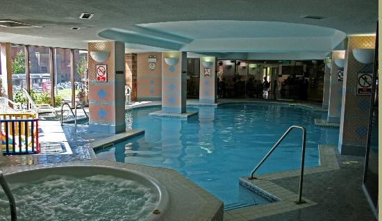 Cairndale Hotel & Leisure Club: Barracuda Leisure Club
