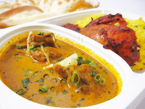Indian Restaurant Shanthi Deli: lunch box