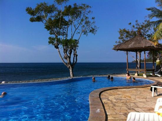 Aneka Bagus Pemuteran Resort & Spa: piscina dell'hotel