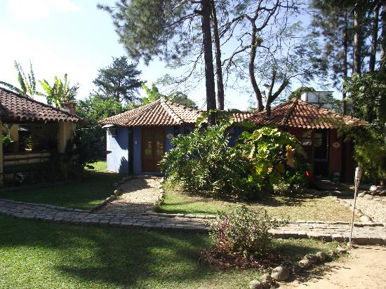 Pousada Villa Luna: Bangalôs