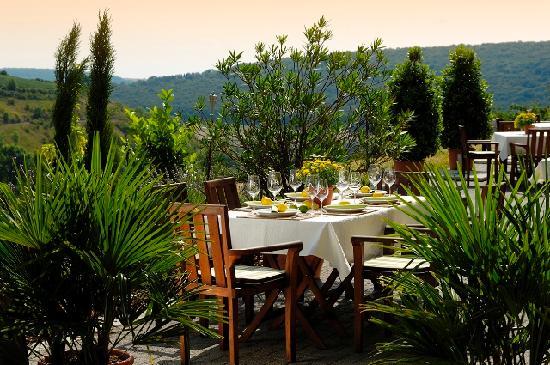 Restaurant Vino Vista im Rebenhof