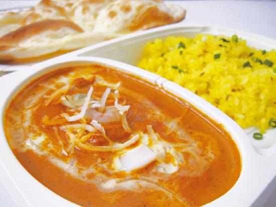 Indian Restaurant Shanthi Deli: A LUNCH BOX