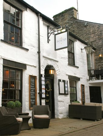 Best Restaurants In Ambleside