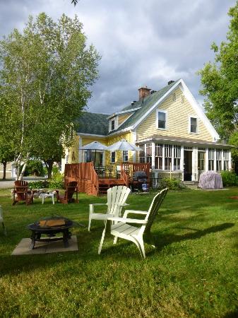 Magog, Kanada: Un petit endroit de détente à la Maison Hatley