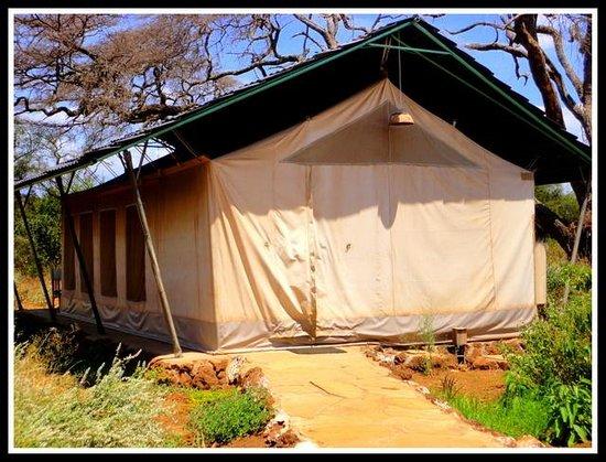 Sentrim Amboseli: Tent
