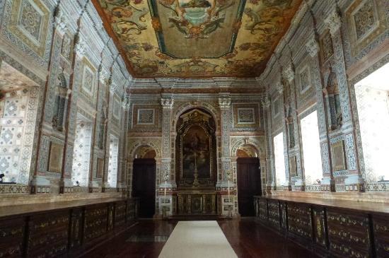 Igreja da Sao Vicente de Fora: The Sacristy
