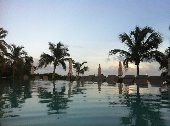 Grand Isle Resort & Spa: infinity pool